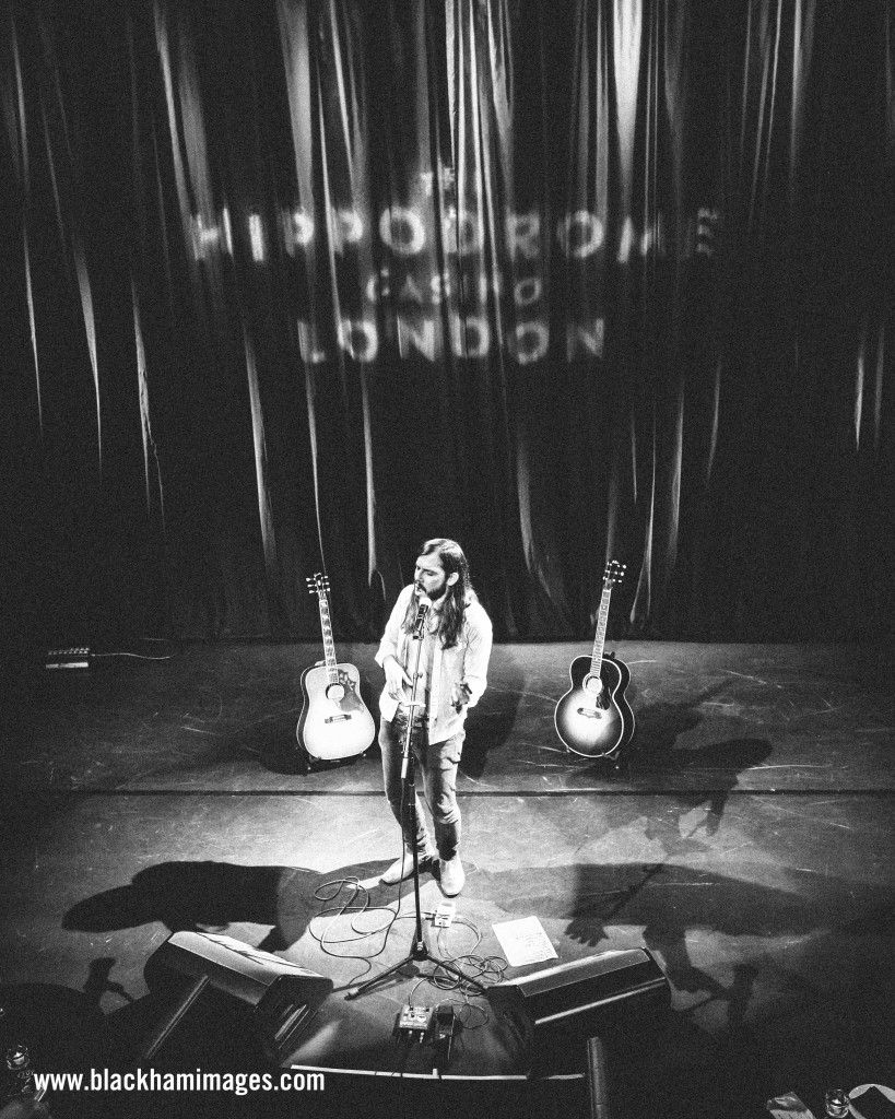Marcus Bonfanti / UK Singer Songwriter / Hippodrome / London