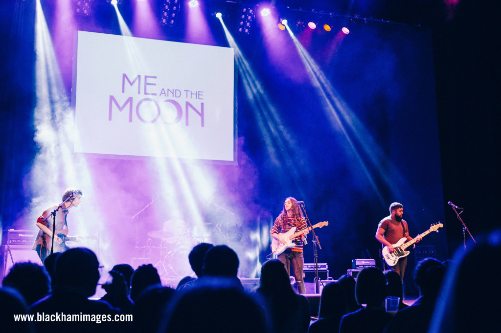 Me And The Moon / G Live / Shot by Rob Blackham / www.blackhamimages.com