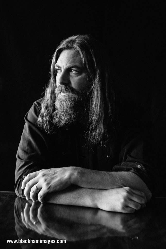 The White Buffalo / Shot in Shoreditch by Rob Blackham / EARACHE RECORDS / www.blackhamimages.com