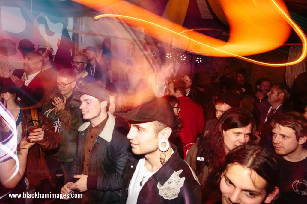 BLACKWATERS / ALTERNATIVE ESCAPE ? NORTH LAINES BREWHOUSE / Shot by Rob Blackham / www.blackhamimages.com