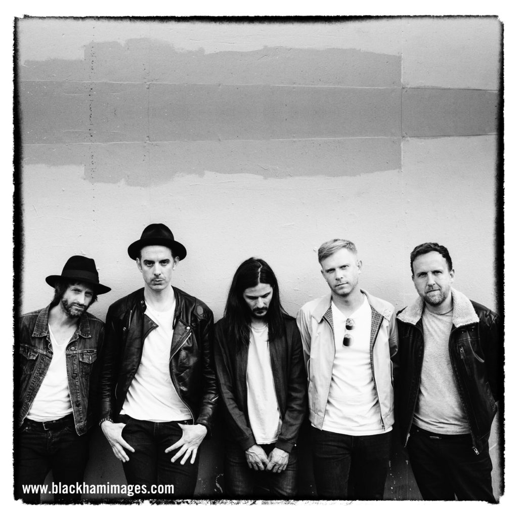 The Temperance Movement / Shot in Shoreditch by Rob Blackham / www.blackhamimages.com